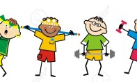93762570-happy-kids-fitness-funny-vector-illustration-